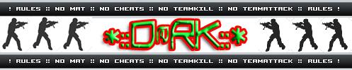 Официальный сайт клана *::D@Rk::*